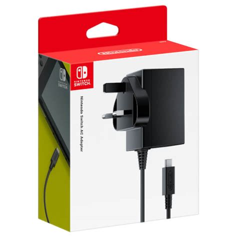 Ac Power Adapter Charger For Nintendo Switch Termurah nintendo switch power adapter nintendo official uk store