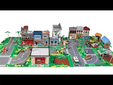 youtube lego layout all custom lego city layout update january 2017 youtube