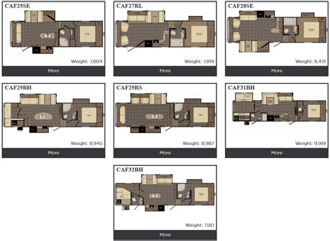 crossroads fifth wheel floor plans woody s trailer world cruiser aire