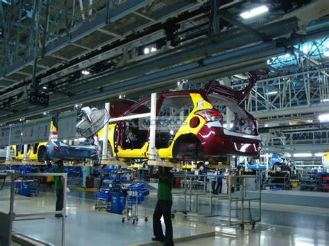 hyundai address in chennai hyundai chennai factory 4 motoroids
