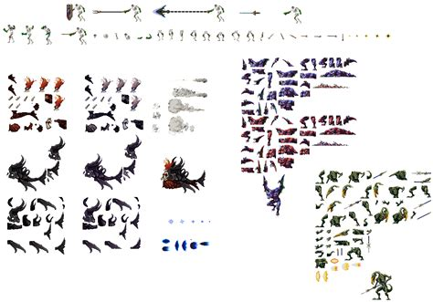 epistory typing chronicles pc game download green man gaming image rob boss sprite sheet 1 png castlevainia fanon