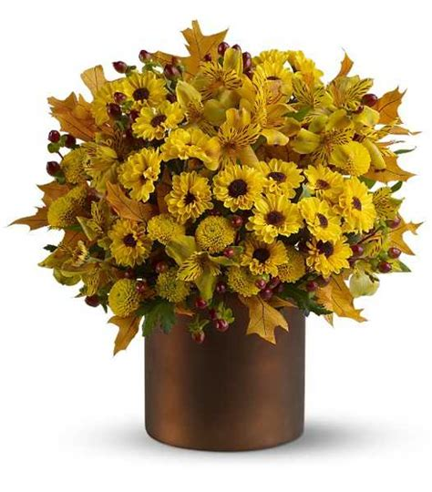 simple flower arrangements for tables simple fall flower arrangements make gorgeous party table