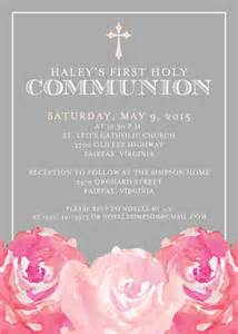 1000 ideas about communion invitations on communion invitations communion