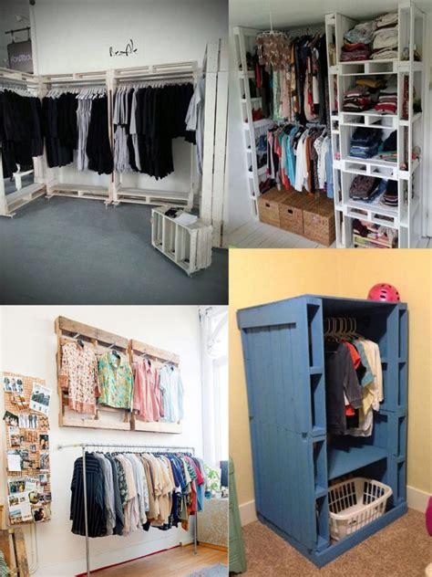 armarios hechos con palets 50 fant 225 sticas ideas de muebles con palets reciclados