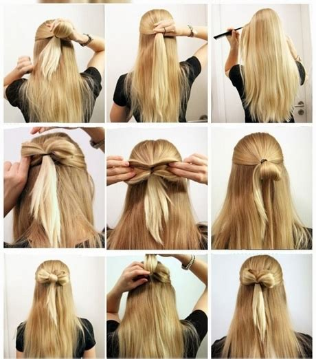easy hairstyles for medium hair videos cute easy hairstyles shoulder length hair