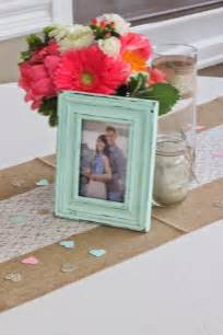 picture frame wedding centerpieces 25 best ideas about mint wedding centerpieces on
