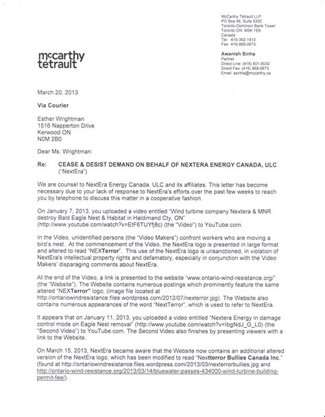 Demand Letter Alberta Template Take It To Court Mlwag Page 2