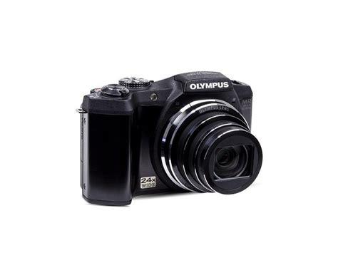 Kamera Olympus 4x Wide olympus sz 31mr 16mp 24x wide optical 4x digital zoom hd 3d black silver viziotech