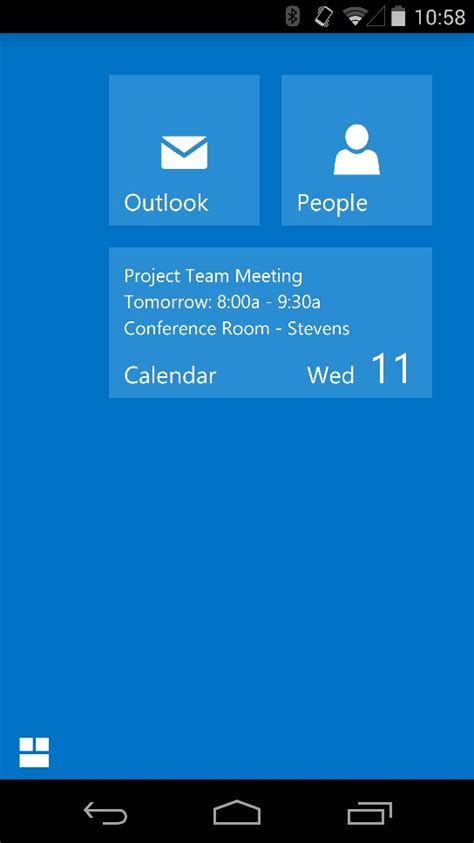outlook web app android outlook web app per android le immagini webnews