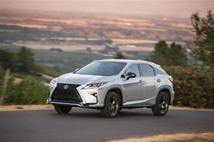 Lexus Rx Gas Type 2016 Lexus Rx 350 Gas Mileage The Car Connection