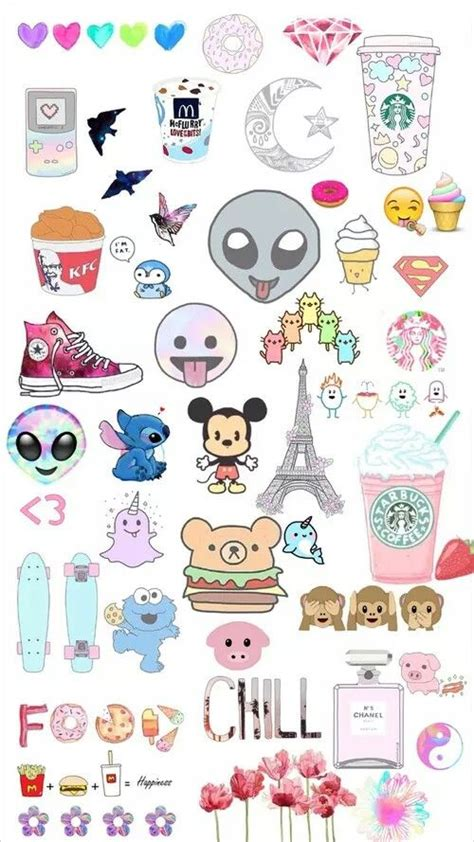 wallpaper tumblr collage tumblr collage collages pinterest kawaii collage et