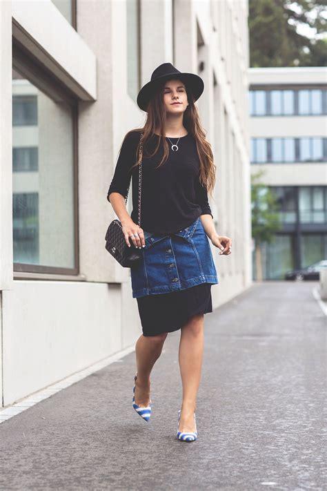 Jumbo Overall Dress Syari Denim Maxi how to restyle a denim mini skirt thefashionfraction
