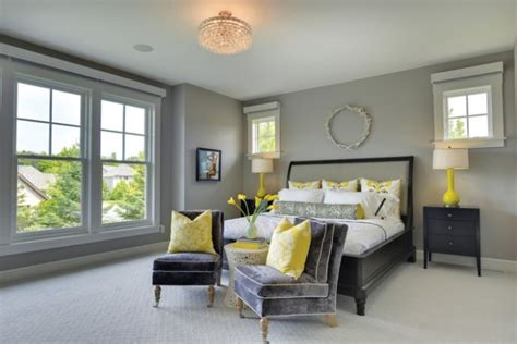 Decorating Ideas With Gray 20 Beautiful Gray Master Bedroom Design Concepts Pinkous