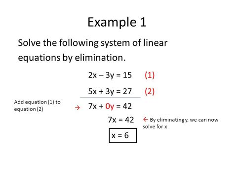 how do you solve a system of equations match problems