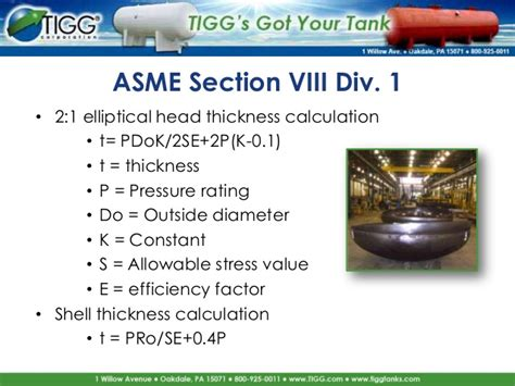 asme section 8 div 1 manufacturing pressure vessels to asme code