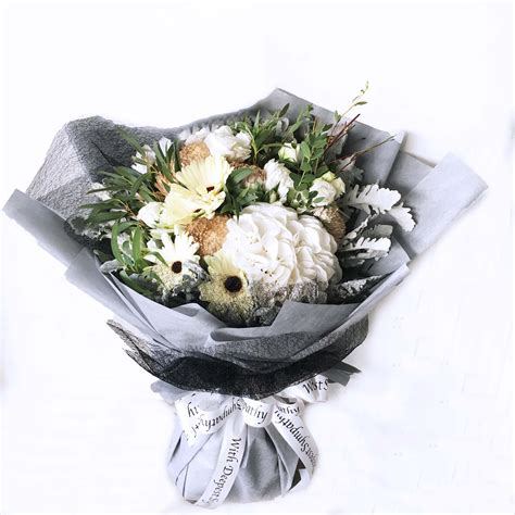 Sympathy Bouquet by Sympathy Bouquet Dignified Departure