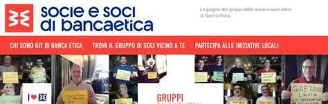 banca etica mestre con chi collaborano i soci di banca etica git venezia