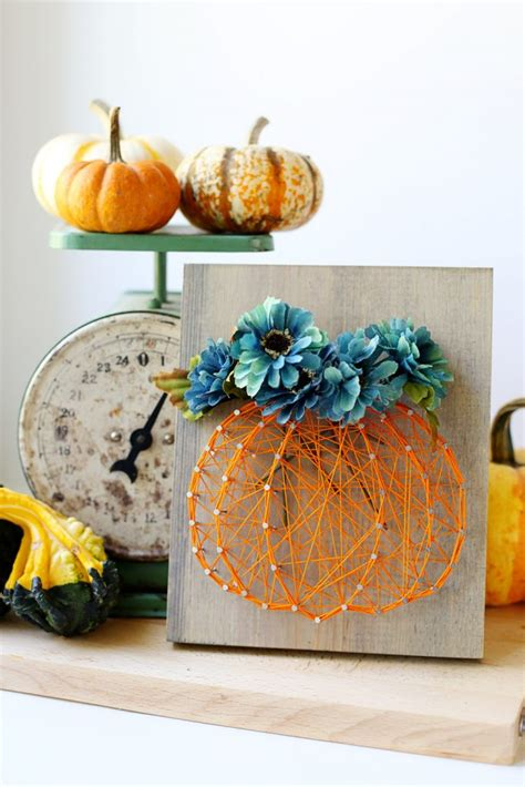 diy fall craft projects 27 diy string project inspiration hello creative family