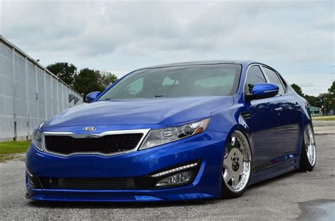 Kia Optima Modded Phife9355 S 2011 Kia Optima Sx In Kingsland Ga