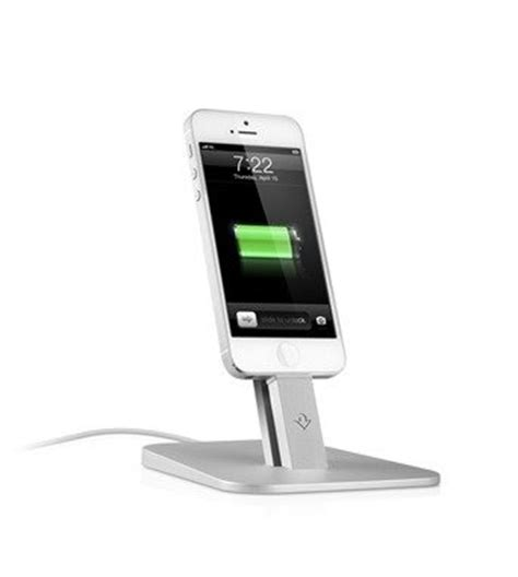 The Ultimate Pedestal For Iphone 5 Iphone 6 And Ipad Mini Iphone 5 Stand For Desk