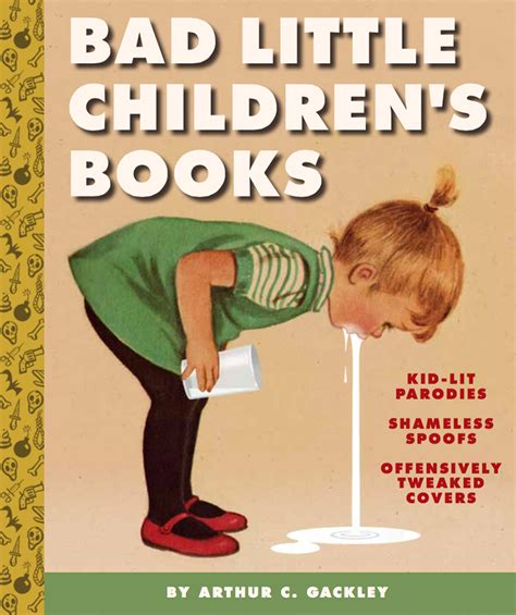 bad c daze books bad children s books parodies of classic