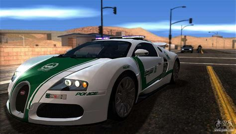 Bugatti Car In Dubai by Bugatti Veyron 16 4 Dubai 2009 For Gta San Andreas