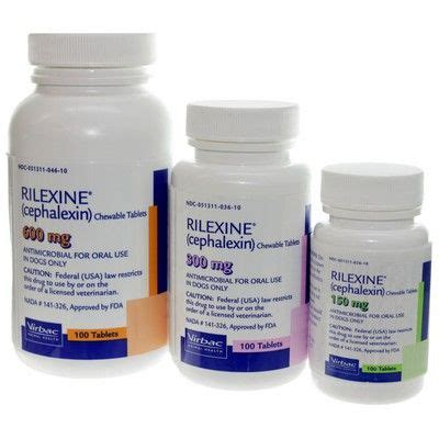 rilexine for dogs rilexine cephalexin chewable tablets for dogs vetrxdirect