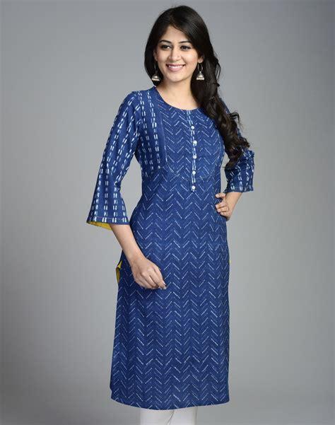 long kurti pattern design cotton printed bell sleeves long kurta salwar patterns