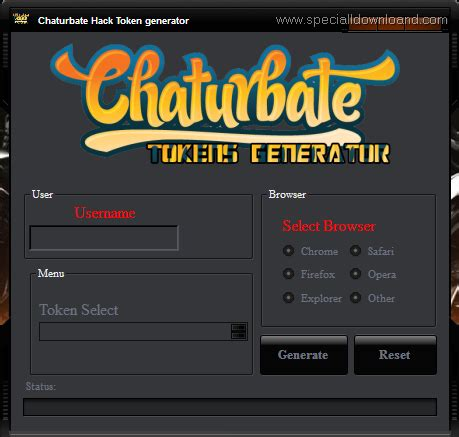 chaturbate apk chaturbate real token hack no survey no password 2016 hackfreecomputers 2017
