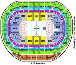 Rexall Place Floor Plan by Centre 200 Seating Plan Submited Images