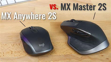Logitech Mx Anywhere 2s logitech mx master 2s vs mx anywhere 2s wireless