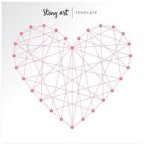 Gallery string art heart patterns designbuild firms environmental