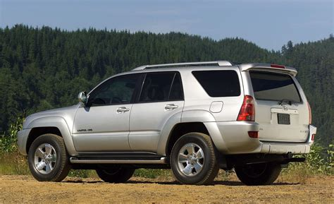 Toyota 4runner 2005 Accessories Car And Driver