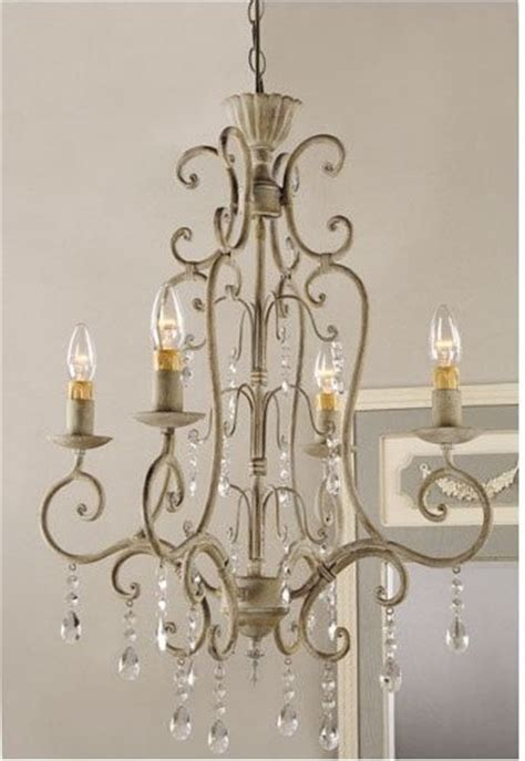vintage chandeliers shabby vintage metal chandelier traditional