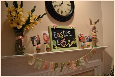 easter decorations for home living room designs homedee com
