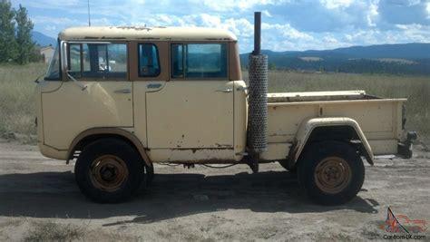 1964 jeep willys fc 170 m 677 forward