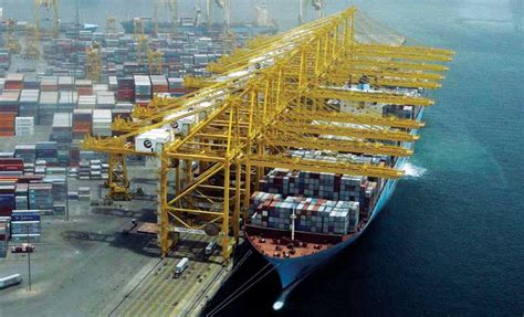 world deal dubai s dp world deal for 3 7 billion new port qatar