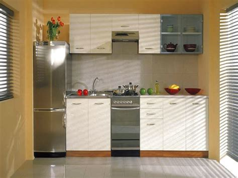Kitchen Cabinet Ideas For Small Kitchens Small Kitchen Cabinets Design Ideas Peenmedia