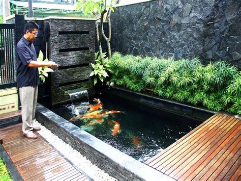cara membuat filter air kolam ikan hias 40 gambar kolam ikan minimalis kolam ikan koi kolam ikan