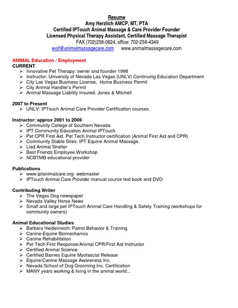 32 image of physical therapy resume free resume templates
