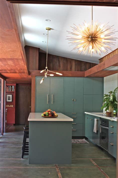 mid century modern midcentury kitchen san francisco