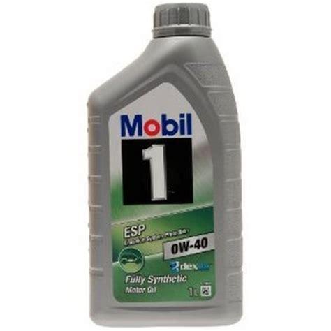 Oli Dexos 1 Mobil 1 Esp 0w 40 Dexos 2 1l 980aa1840