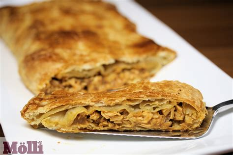 savory pies pastries dish dinner meals southern cooking recipes books puff pastry tuna empanada molli morelos sauce bigoven