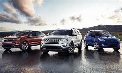 2015 Ford Lineup by Ford Suv Lineup Html Autos Post