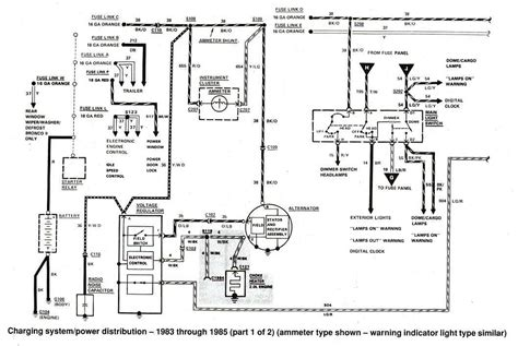 92 ford ranger wiring diagram wiring diagram and