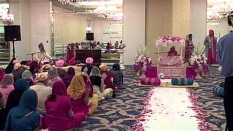 Wedding Ceremony Usa by Interfaith Sikh Wedding Ceremony Boston Usa Anamd
