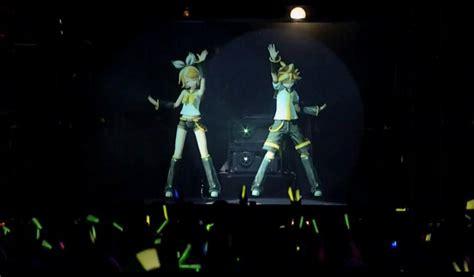 Boneka Miku Concert Vocaloid vocaloid live hatsune miku concert vocaloid and hatsune miku