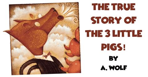 true story of the true story of the 3 pigs read aloud