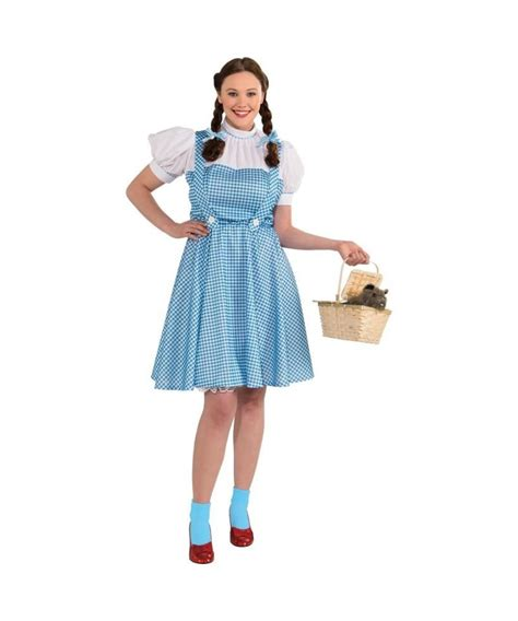 dorothy of oz wizard of oz dorothy womens plus costume costumes