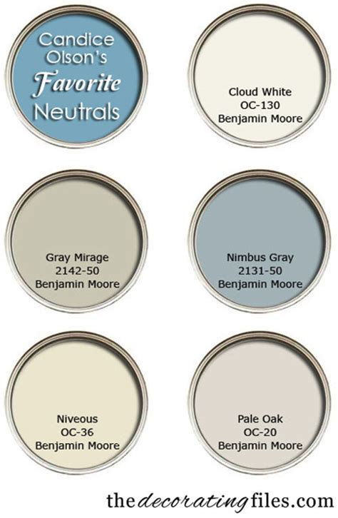 choosing paint color s favorite neutrals